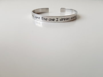 Armband - You are the one I dream about