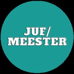 Juf / Meester cadeau