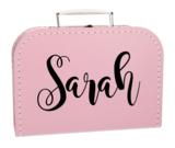Koffertje met naam - meisje_