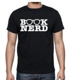 T-shirt - Book Nerd_