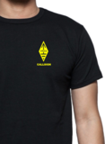 T-shirt - VRZA + callsign_