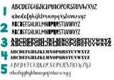 Sleutelhanger Vilt - eigen tekst_