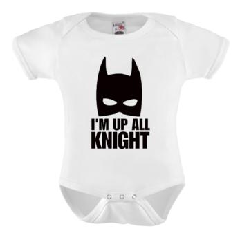 Romper - i'm up all knight