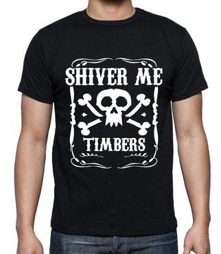 T-shirt - Shiver me Timbers