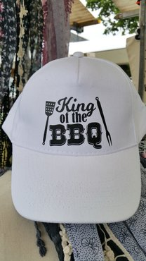 Cap | Pet - King of the BBQ