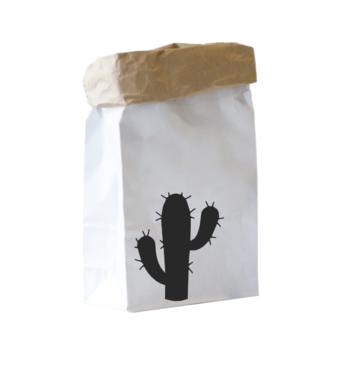Paperbag XS - Cactus