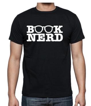 T-shirt - Book Nerd