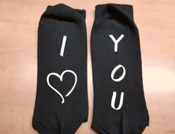 Sokken - I [love] - YOU