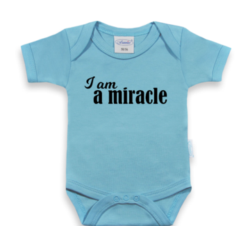 Romper - I am a miracle