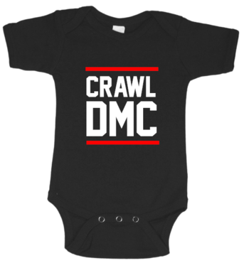 Romper - Crawl DMC