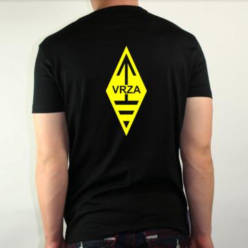 T-shirt - VRZA + callsign