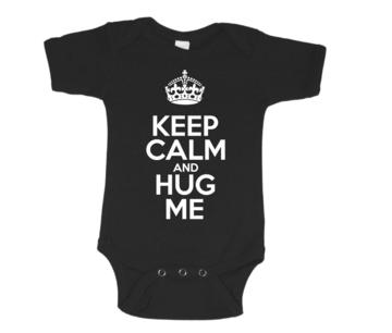 Romper - Keep calm and hug me