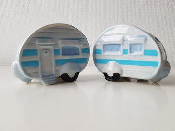 Peper & Zout stel caravan - camping