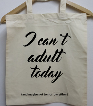 Tas - I can't adult today
