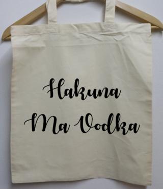 Tas - Hakuna Ma Vodka