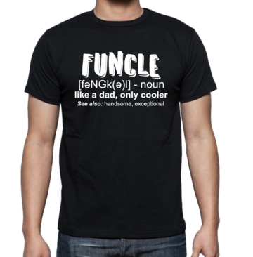 T-shirt - Funcle