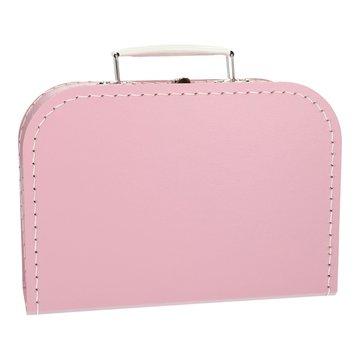 Koffertje 25 cm oudroze