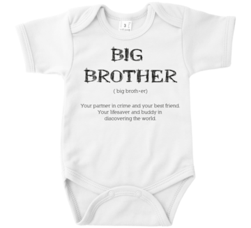 Romper - Big Brother