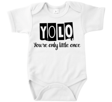 Romper - Yolo (You're only little once)