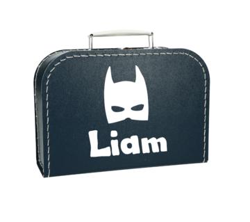Koffertje met naam - Superheld