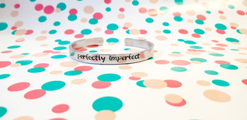 Armband - Perfectly Imperfect