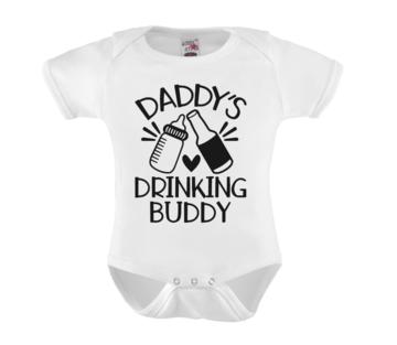 Romper - Daddy's Drinking Buddy