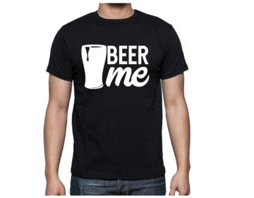 T-shirt - beer me