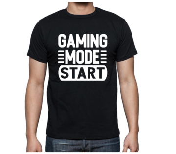 T-shirt - Gaming Mode Start