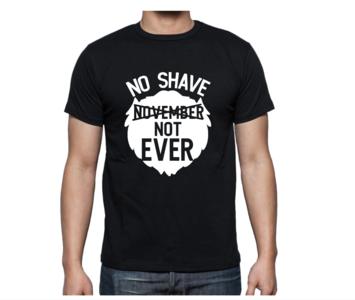T-shirt - No Shave November