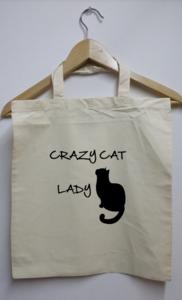 Tas - Crazy Cat Lady