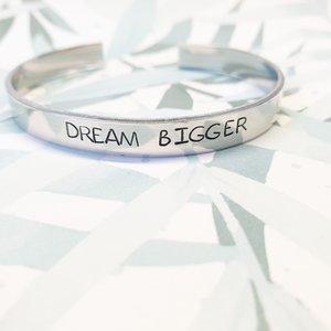 Armband - Dream Bigger