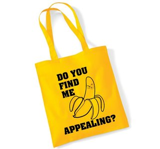 Tas - Do you find me appealling?