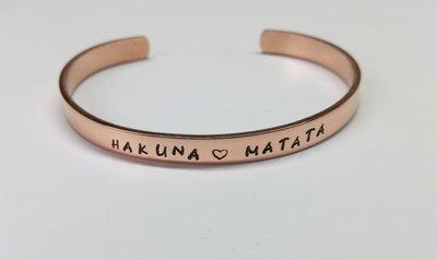 Armband - Hakuna Matata