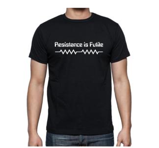 T-shirt Resistance is Futile