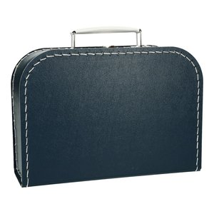 Koffertje 25 cm Donkerblauw