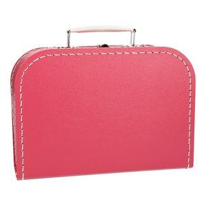 Koffertje 25 cm Hardroze
