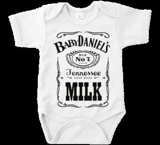 Romper - Baby Daniels Milk